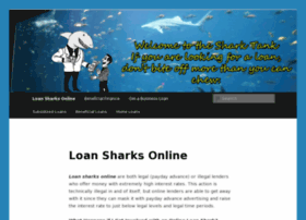 Loansharksonline.org thumbnail
