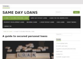 Loanssameday.co.uk thumbnail
