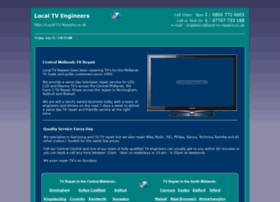Local-tv-repairs.co.uk thumbnail