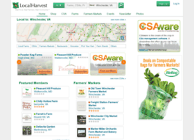 Localharvest.org thumbnail