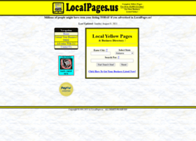 Localpages.us thumbnail