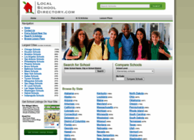 Localschooldirectory.com thumbnail