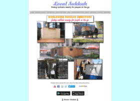 Localsukkah.org thumbnail