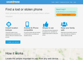 Locatemyphone.co.uk thumbnail