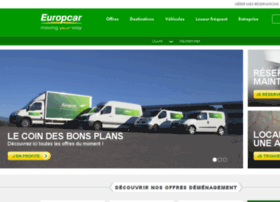 Location-camion-europcar.fr thumbnail