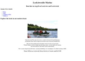 Lochaweside-marine.co.uk thumbnail