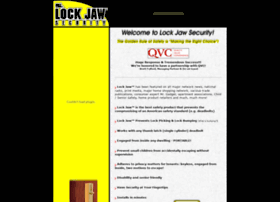 Lockjawsecurity.com thumbnail
