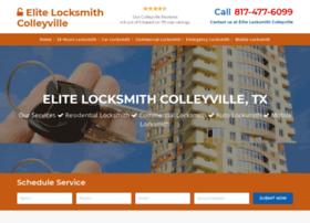 Locksmithcolleyville.net thumbnail