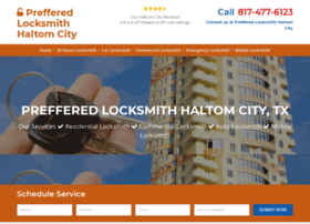Locksmithhaltomcity.net thumbnail