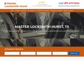 Locksmithhursttx.net thumbnail