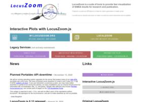 Locuszoom.org thumbnail