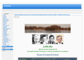 Loffe.net thumbnail