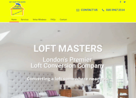 Loftmasters.co.uk thumbnail