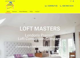 Loftmasters.co.uk thumbnail