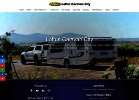 Loftuscaravans.co.za thumbnail