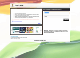 Logapp.emailgov.in thumbnail