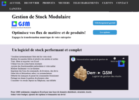 Logiciel-gestion-stock.fr thumbnail