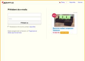 Login.seznam.cz thumbnail