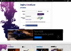 Login.tiscali.cz thumbnail