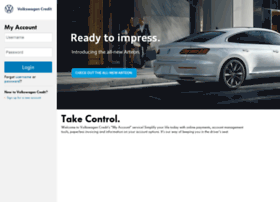 Login Vwcredit Com At Wi Volkswagen Credit Login