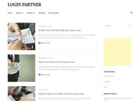 Loginpartner.org thumbnail