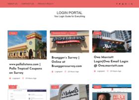 Loginportal.live thumbnail