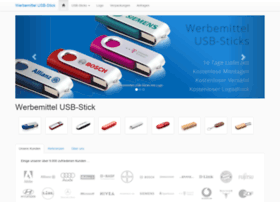 Logo-usb-stick.de thumbnail