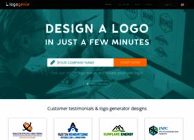 Logogenie.net thumbnail