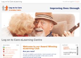 Logontocarelearningcentre.org.uk thumbnail
