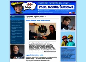 Logopedie-sulistova.cz thumbnail