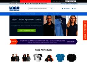 Logosportswear.com thumbnail