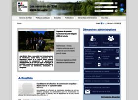 Loire.gouv.fr thumbnail