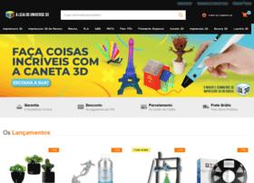 Loja3d.com.br thumbnail