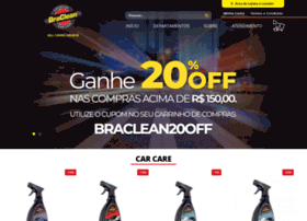 Lojabraclean.com.br thumbnail