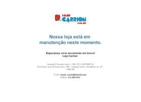 Lojacarrion.com.br thumbnail