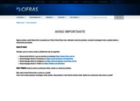 Lojacifras.com.br thumbnail