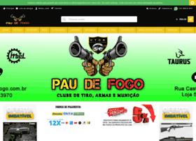 Lojapaudefogo.com.br thumbnail