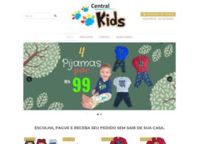 Lojascentralkids.com.br thumbnail