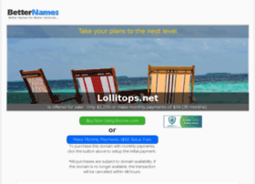 Lollitops.net thumbnail