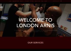 London-arnis.co.uk thumbnail