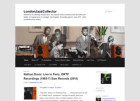 Londonjazzcollector.wordpress.com thumbnail