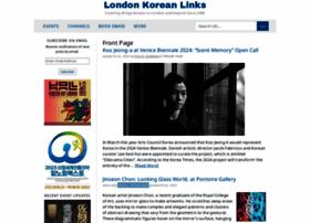 Londonkoreanlinks.net thumbnail