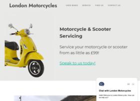 Londonmotorcycles.london thumbnail