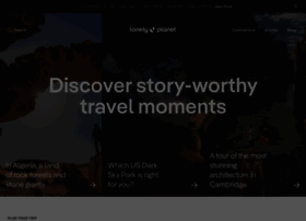 Lonelyplanet.com thumbnail