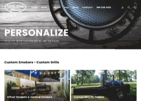 lonestargrillz com at WI  Lone Star Grillz | BBQ Smokers For Sale