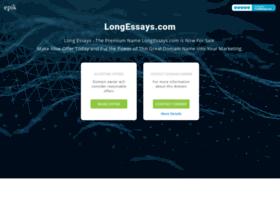 Longessays.com thumbnail