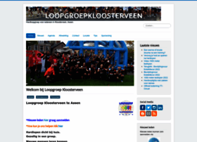 Loopgroepkloosterveen.nl thumbnail