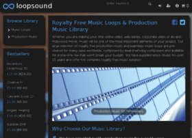 Loopsound.com thumbnail