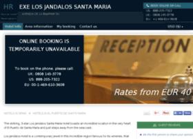 Los-jandalos-santa-maria.h-rez.com thumbnail