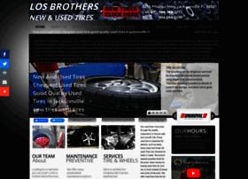 Losbrotherstires.com thumbnail